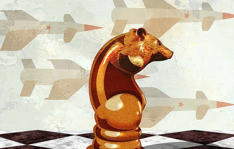 Washington Times:  Vladimir Putin, The Chess Master