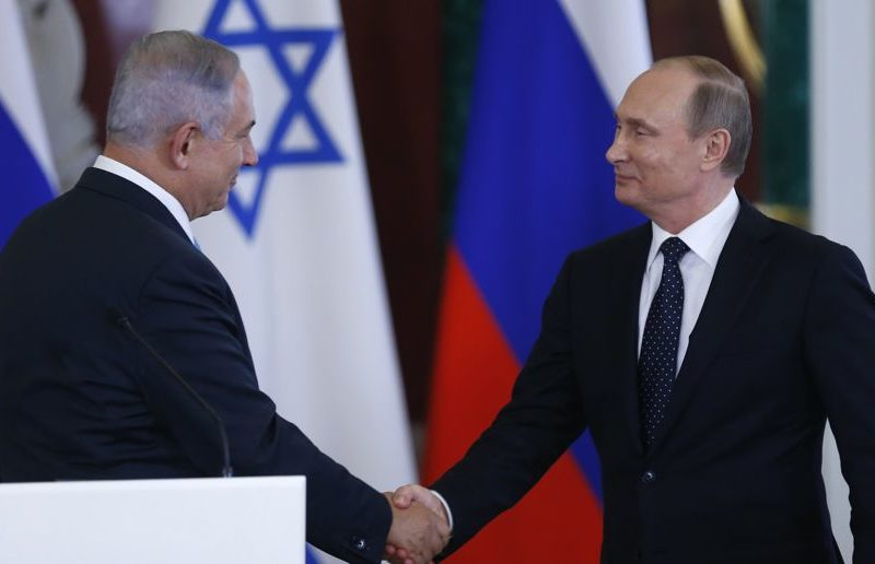 Washington Times – Obama's Antagonism Sends Israel To Protection Of Russia