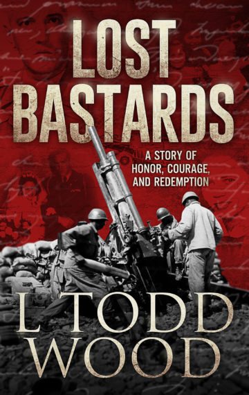 LOST BASTARDS – GET YOUR SIGNED COPY BEFORE THE MOVIE COMES OUT!
