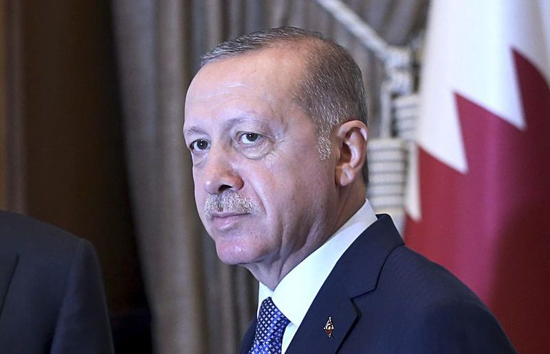 Turkey Hasn't Been A U.S. Ally For Some Time