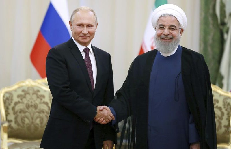 Russia On A Mission To Keep Iran's Mullahs In Power
